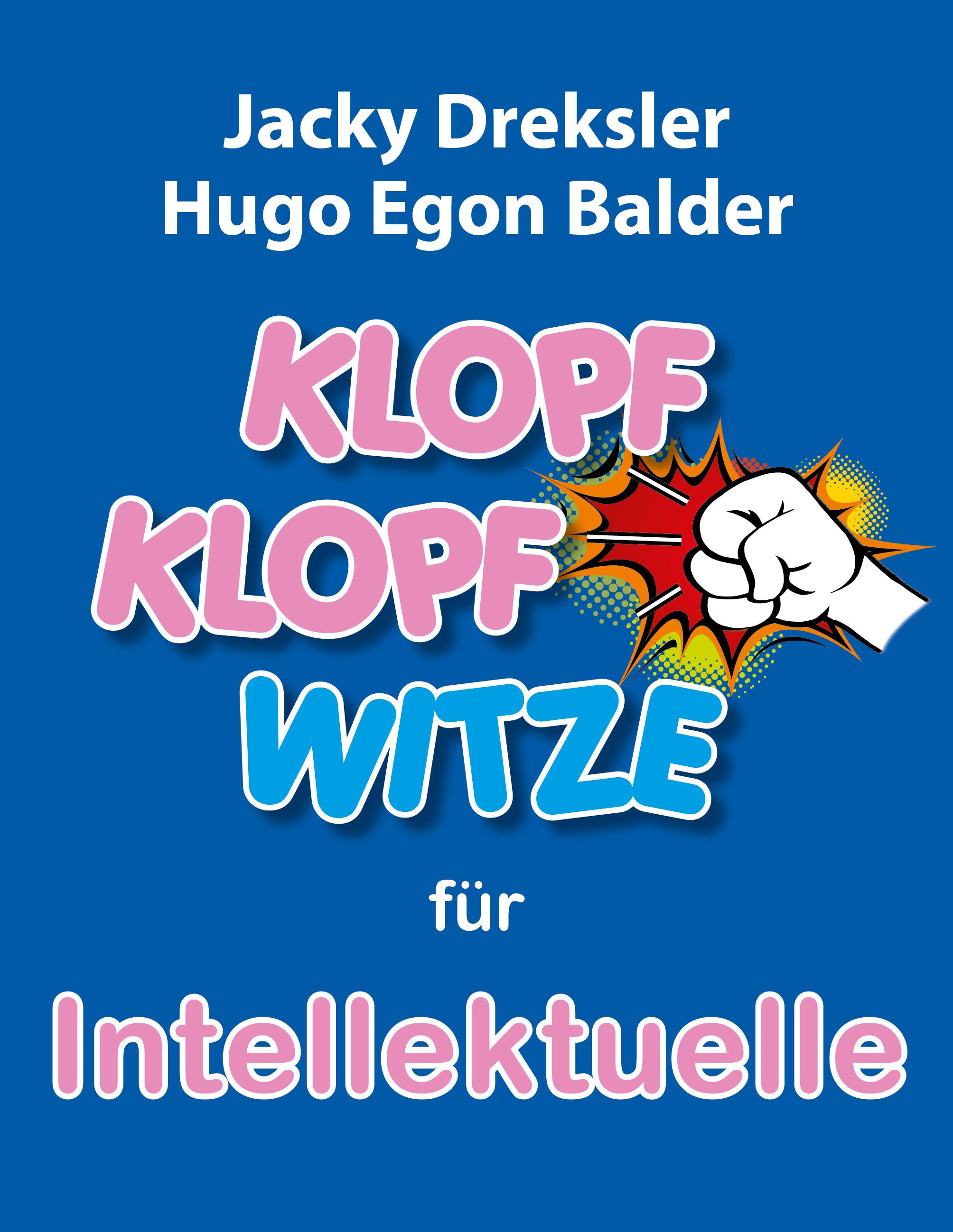 Klopf-Klopf-Witze für Intellektuelle